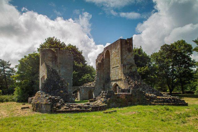 Mulgrave Castle Ruins